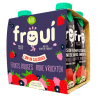 Infusions Fruitées Saveur Fruits Rouges Bio
