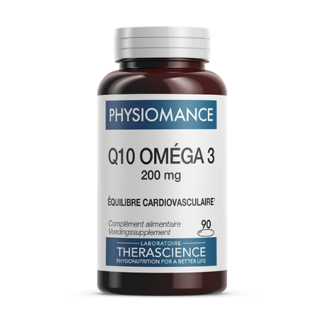 Q10 OMEGA 3 200 mg, Therascience, Compléments alimentaires