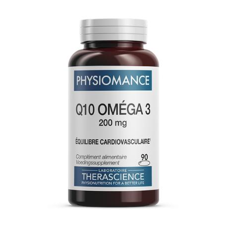 Q10 OMEGA 3 200 mg,Voedingssupplement