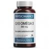 Physiomance Q10 OMEGA 3 200 mg 90 capsules