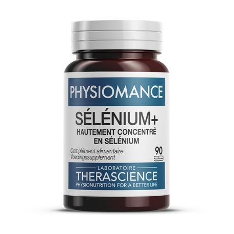 Selenium + (30 gél. ), Therascience, Compléments alimentaires.