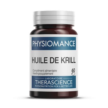 Huile de krill (60 caps.)