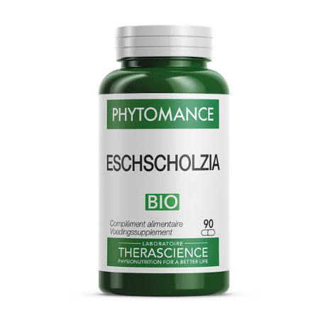 Phytomance - Organic Eschscholzia (90 capsules)