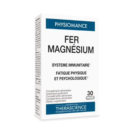 Physiomance Fer et magnésium