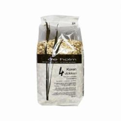 De Halm 4-granenvlokken 500g biologisch,Ontbijt: vlokken en