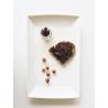 Chocoladepasta met pure chocolade en 350g -zonder