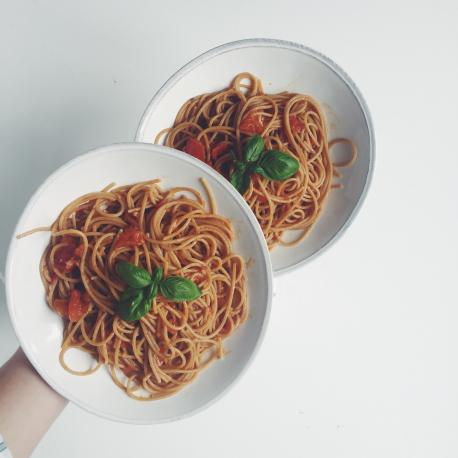 Spaghetti à l'épeautre complet 500g, FARRO, Pâtes