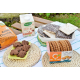 Soria organic chocolate biscuits without gluten 200g