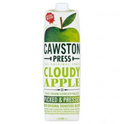 Cawston Apple juice (no added sugar) 1L