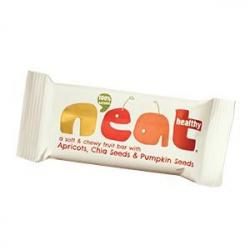 N'eat Healthy Aprikose, Chia Saat & Kürbis Saat Frucht Bar 45g