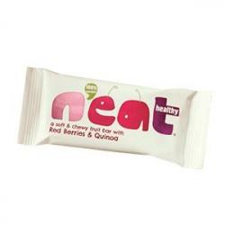 N'eat Healthy Red Berries & Quinoa Fruit Bar 45g