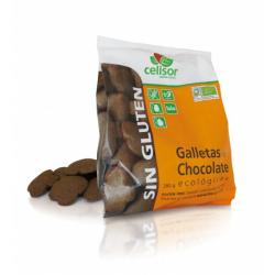 Soria Chocolate Cookies (Glutenfrei und bio) 200g