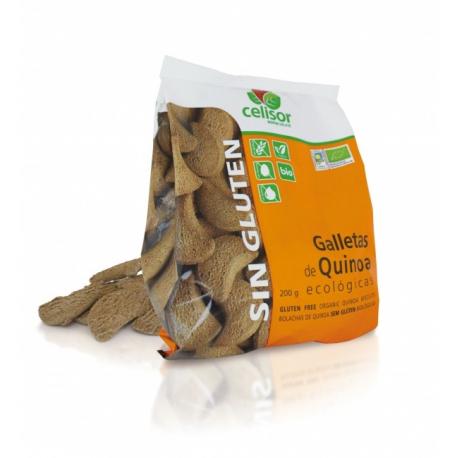 Soria biologische quinoa biscuits zonder gluten 200g,Biscuits