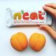 Neat Barre Fruitée Abricots, Graines de chia et potiron 45g,