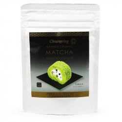 Matcha thé vert en poudre 40g, CLEARSPRING, Thés et Tisanes