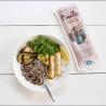Nouilles sarrasin-patate douce (bio) 250g, TERRASANA, Pâtes