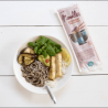 Noodles with buckwheat-sweet potato (organic) 250g