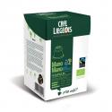 Café Liegeois - Café Capsules Mano Mano Espresso (bio et équitable) x10 intensité équilibré