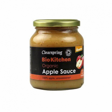 Compote de pommes 360g, CLEARSPRING, Compotes et yaourts