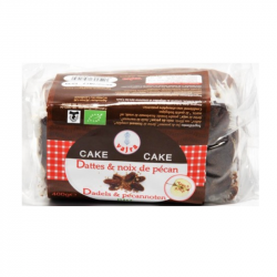 Dates and pecan cake 400g
