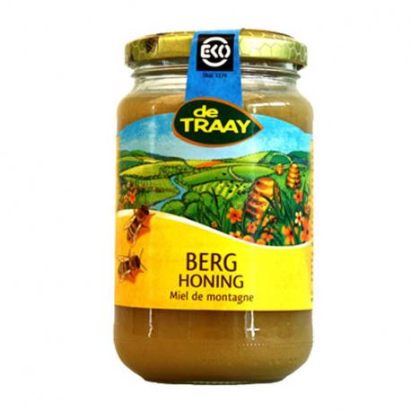 Traay Miel de Montagne 450g, De Traay, Miels et sucrants