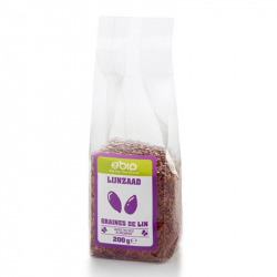 2bio Graines de lin 200g, 2bio, Graines