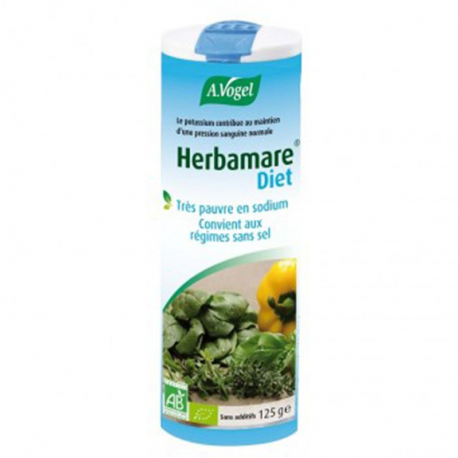A. Vogel Herbamare low-sodium herb salt 125g.
