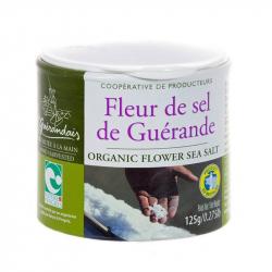 Blume salz von Guérande 125g
