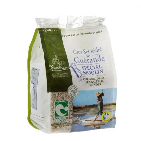 Grof zout uit de Guérande 500g,Zouten
