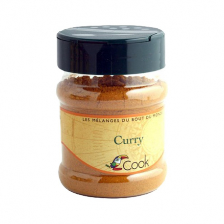 Curry 80g, Cook, Epices