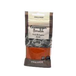 Piramide Cayenne pepper (organic) 25g