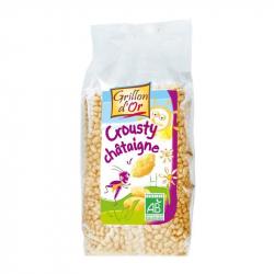 Crousty châtaigne 300g, GRILLON D'OR, Céréales Petit déjeuner