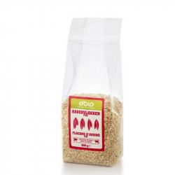 2Bio Havermoutvlokken fijn 500g,Ontbijt: vlokken en granen