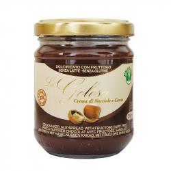 Golosa chocolade en hazelnoten crème 200g,Smeerpasta
