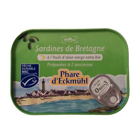 Phd E. Sardinen mit Olivenöl 115g.