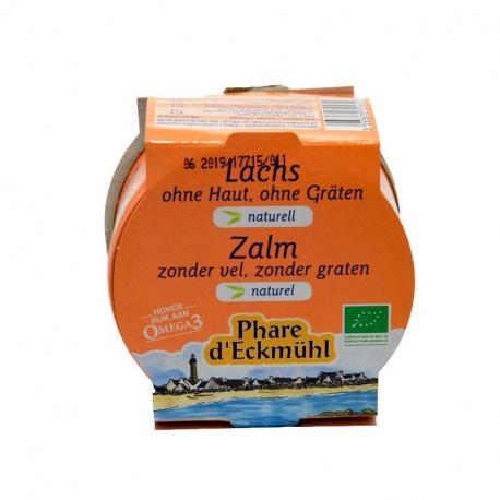Zalm naturel 93g,Zalm