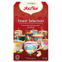 Yogi Tea - Sélection de thés 9x2pièces