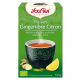 Green tea with ginger and lemon 1x17 bags