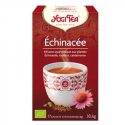Echinacea 1x17 sachets, YOGI TEA, Thés et Tisanes