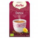 Detox Infusion 17 bags Organic