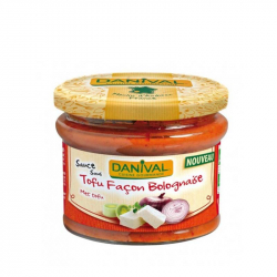 Danival Sauce Bolognaise Tofu (bio) 210g, Danival, Sauces