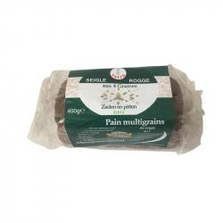 Brot Roggenmehl und 4 Getreide 400g