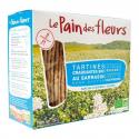 PAIN DES FLEURS - Tartines craquantes au sarrasin (bio et sans sel) 150g