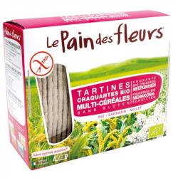 PAIN DES FLEURS Cracottes multi-céréales 150g