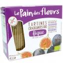 PAIN DES FLEURS - Crackers met vijgen 150g