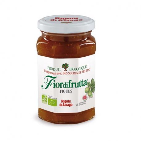 Fiordifrutta organic figs jam 260g