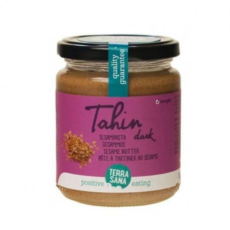 Tahin: sésame complet 250g, TERRASANA, Pâtes à tartiner