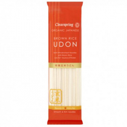 Udon noodles with whole grain rice 200g