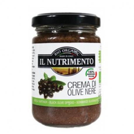 Black olive Tapenade 130g