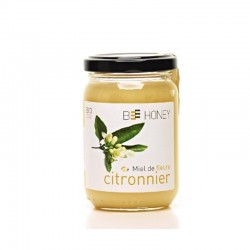 Miel de fleurs citronnier